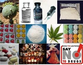 jenis narkoba