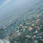 air laut kotor