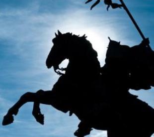 kuda perang