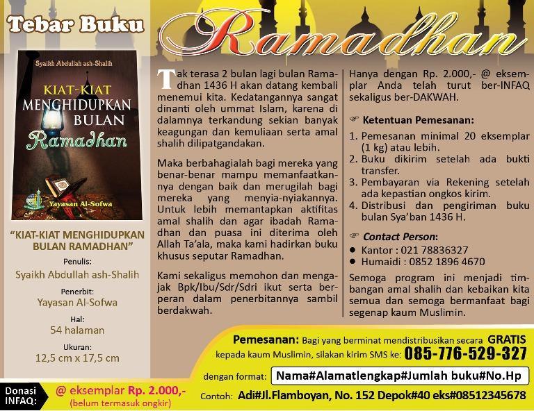 tebar-buku-ramadhan-1436h