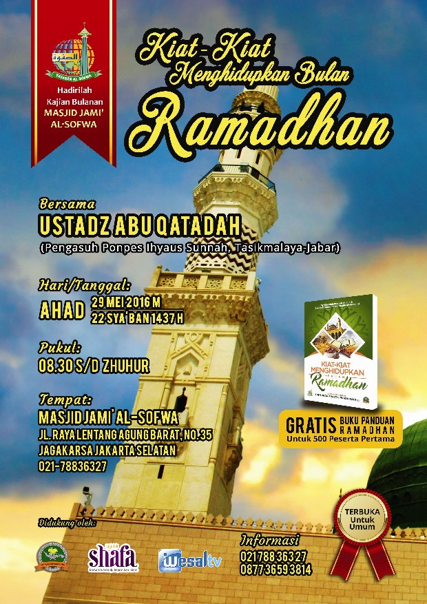 Kiat-Ramadhan